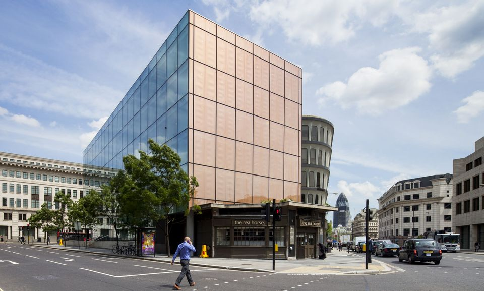 20 Cannon Street - OKATECH Expanded Copper