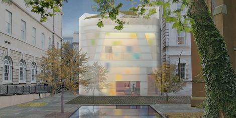 ©Courtesy Steven Holl Architects