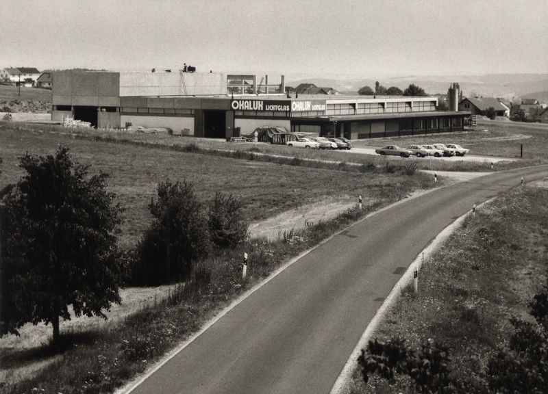 OKALUX was the first Company in the industrial area of Marktheidenfeld-Altfeld
