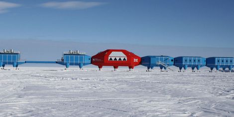 © British Antarctic Survey