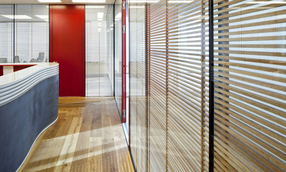 Electra Tower - Caspi Sror Law Office - OKAWOOD Timber Grid