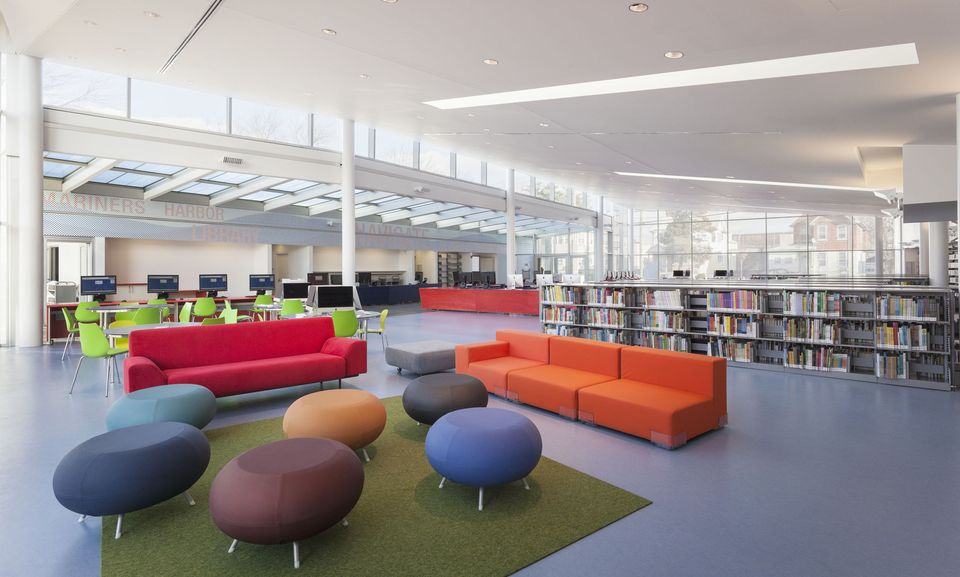 Mariners Harbor Library - OKASOLAR S
