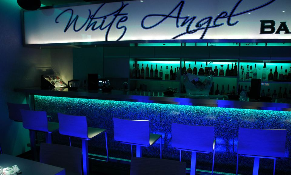 White Angel Bar