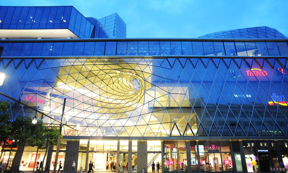 MyZeil SHOPPING-CENTER (Hoch 4)