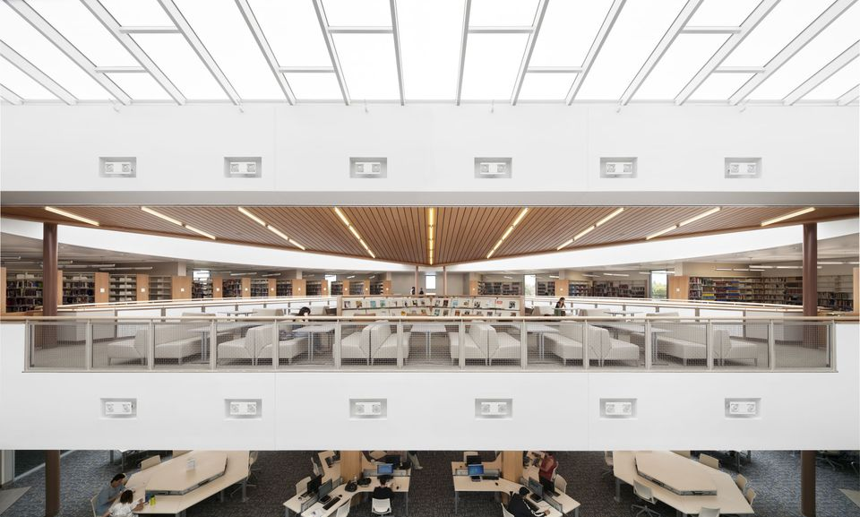 Oxnard College Library - Learning Resource Center - OKALUX+